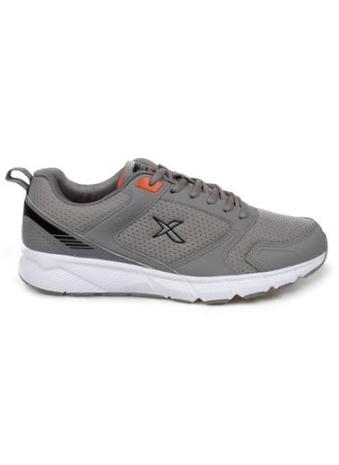 Kinetix Gibson 1Fx Erkek Koşu Ayakkabısı Gri
